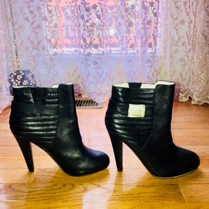 Matiko genuine leather boots